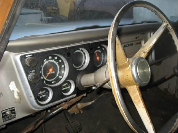 Related Pictures chevy truck 1 2 ton short bed step side for sale 1959 ...